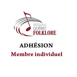 Adhésion Membre individuel