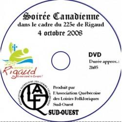 Soirée Canadienne Rigaud (...