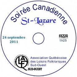 Soirée Canadienne St-Lazare...