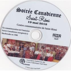 Soirée Canadienne St-Rémi (...
